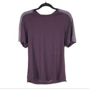 Lululemon Large Short Sleeve Shirt